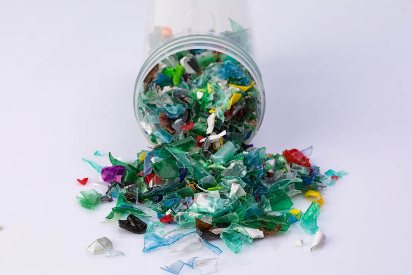 New Plastic recycling technology
